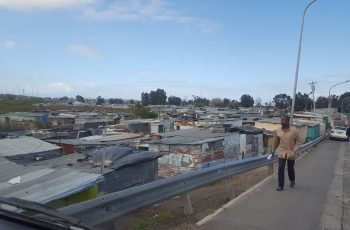 A Typical Cape Town Township